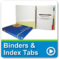 Three Ring Binders