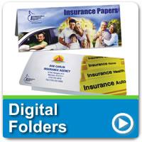 Digital Print Folders