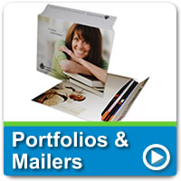 Portfolio File Folders