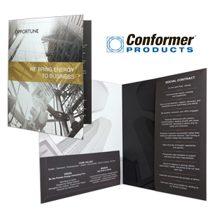 08-47-CON Conformer® Regular and Vertical Pockets Folder