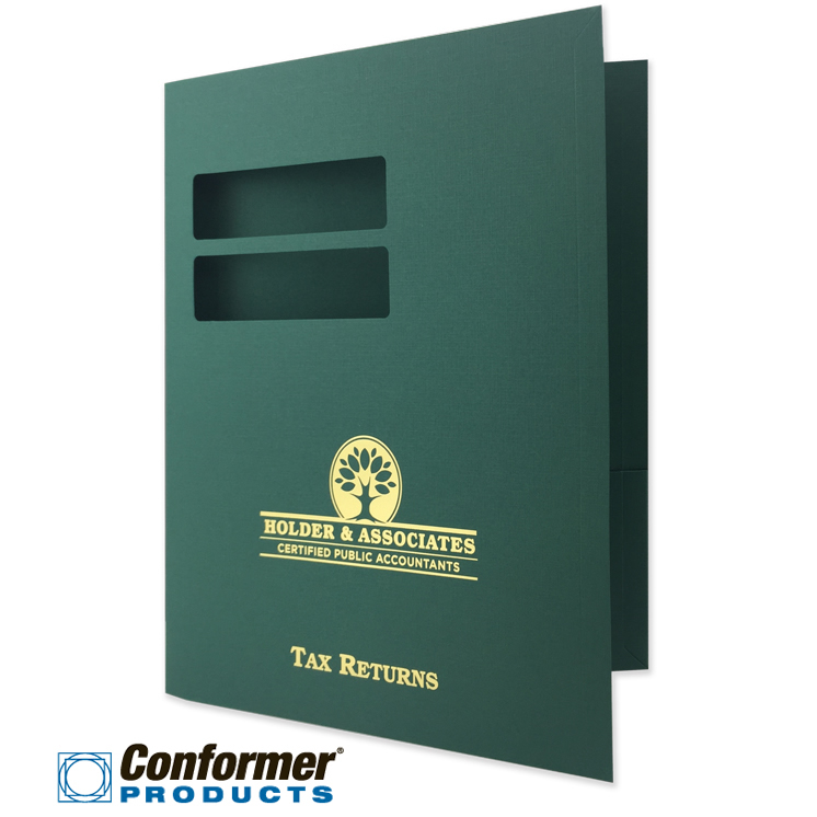 08-66-CON Conformer® One Pocket Folder