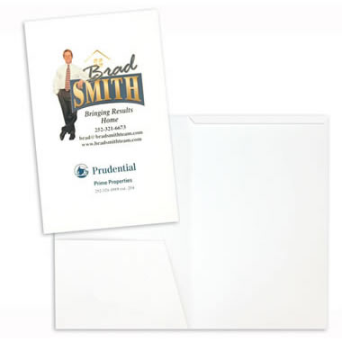 14-16 Legal Size Folder with Fold Down Tab