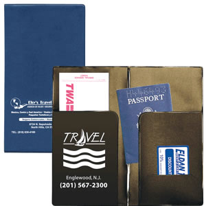 24-451 Vinyl Passport Case