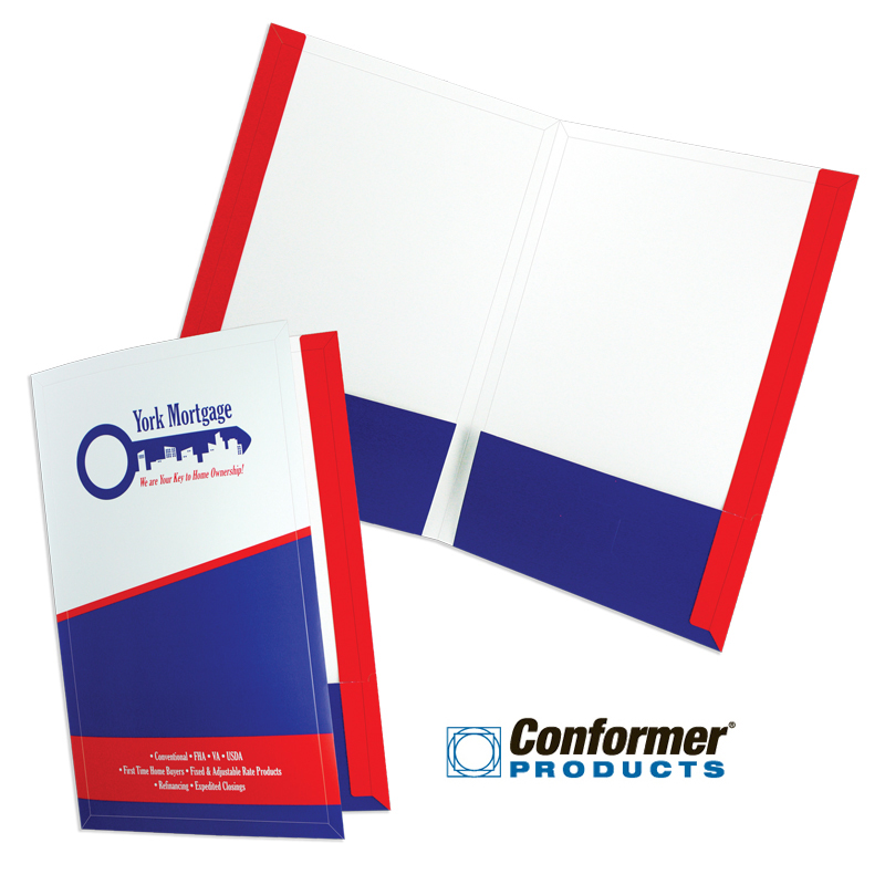 29-14-CON Conformer® Legal Size Folder with Reinforced Edges