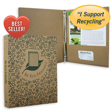 88-01-ECO Recycled Binder