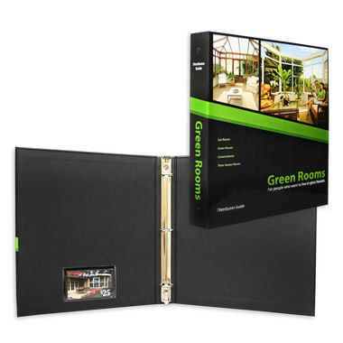 Digital Print Binders